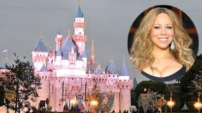 Mariah Carey lezáratta Disneylandet