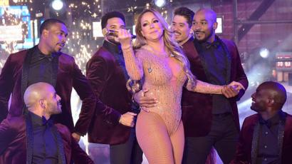 Mariah Carey mindenkit hibásnak tart, amiért kudarcba fulladt újévi fellépése