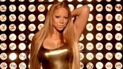 Mariah Carey ringbe száll