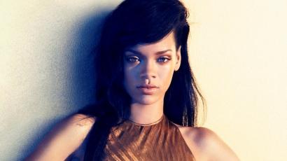 Marihuánát kapott Valentin-napra Rihanna