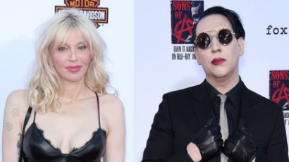 Marilyn Manson beszólt Courtney Love-nak