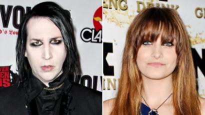 Marilyn Manson újra üzent Paris Jacksonnak