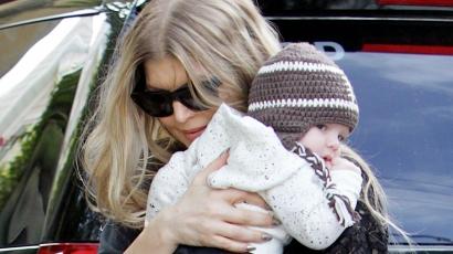 Máris énekesi karrierjét építgeti Fergie fia