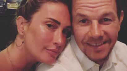 Mark Wahlberg és felesége már 10 éve házasok
