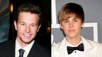Mark Wahlberg filmet készít Bieberrel