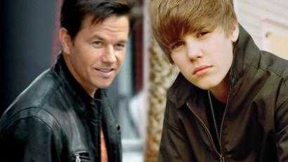 Mark Wahlberg Justin Bieber kérésére rappelne