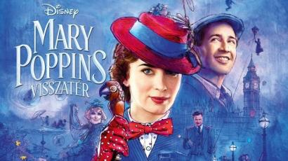 Mary Poppins karácsonykor visszatér