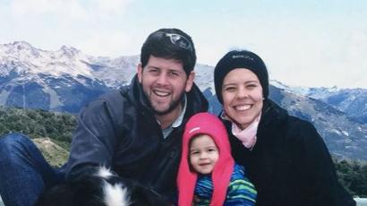 Második gyermekét várja Stephanie Vander Werf