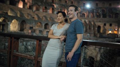 Második gyermeküket várják Mark Zuckerbergék