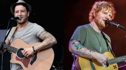 Matt Cardle megszólalt az Ed Sheeran ellen indult plágiumperrel kapcsolatban