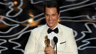 """Matthew McConaughey a feleségéről: """"Megkérdőjelezhetetlen szerelem a miénk"""""""