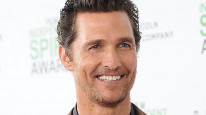Matthew McConaughey akár politikai pályára is léphet