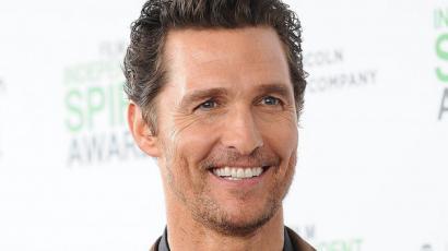 Matthew McConaughey bevallotta, apja szeretkezés közben hunyt el