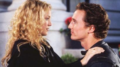 Matthew McConaughey és Kate Hudson egy közös filmjük jelenetén viccelődött