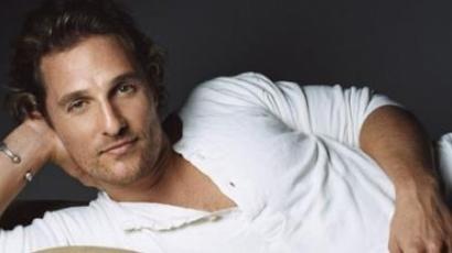 Matthew McConaughey kopasz lett!