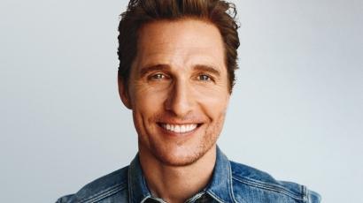 Matthew McConaughey-n röhögnek az internetezők