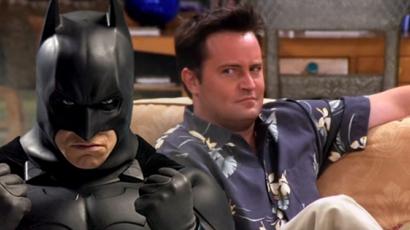 Matthew Perry beismerte a Batman-szoba létezését és meg is mutatta azt
