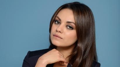 Még életet sem adott második gyermekének, Mila Kunis máris a harmadikon gondolkozik