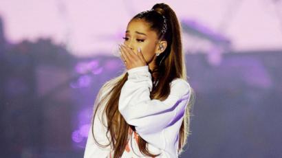 Még mindig zokogva gondol vissza a manchesteri terrortámadásra Ariana Grande