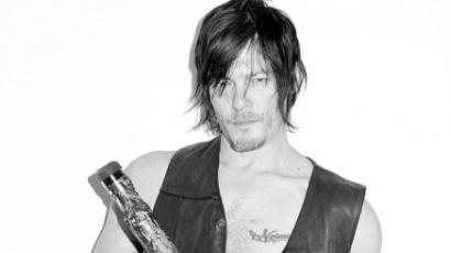 Norman Reedus nem tud elszakadni Daryltől