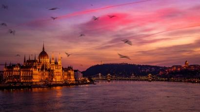 Még sosem láttuk ilyen szépnek Budapestet! Nézd meg a magyar fotós lélegzetelállító képeit!