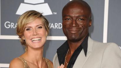 Megegyezett Heidi Klum és Seal, elkísérhetik a gyerekei a modellt