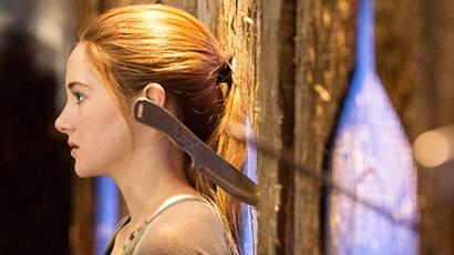 Megérkezett a Divergent első előzetese