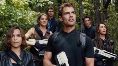 Megérkezett a Divergent folytatásának első előzetese