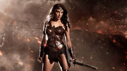 Megérkezett a Wonder Woman első betekintője