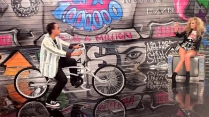 Klippremier: Alexandra Stan — One Million