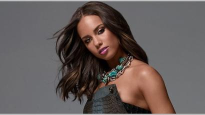 Megérkezett Alicia Keys új dala