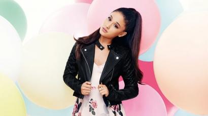Megérkezett Ariana Grande saját kollekciója