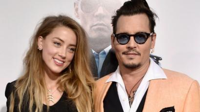 Megérkezett az elvált sztárpár, Amber Heard és Johnny Depp filmjének előzetese