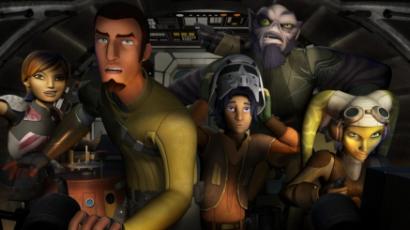 Megérkezett az új Star Wars animációs televíziós sorozat
