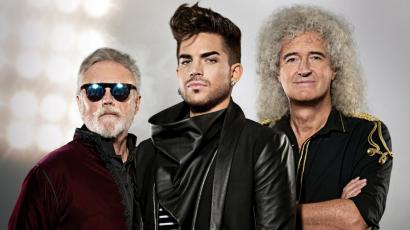 Megérkezett Budapestre Adam Lambert és a Queen