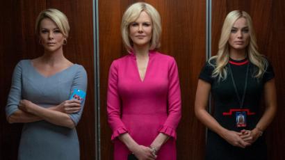 Megérkezett Charlize Theron, Nicole Kidman és Margot Robbie közös filmjének előzetese