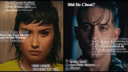 Megérkezett G-Eazy és Demi Lovato közös dala