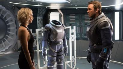 Megérkezett Jennifer Lawrence és Chris Pratt közös filmjének előzetese