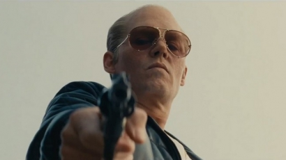 Megérkezett Johnny Depp új filmjének előzetese