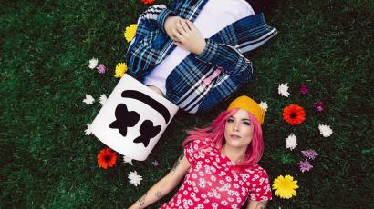 Megérkezett Marshmello és Halsey közös újdonsága, a Be Kind!