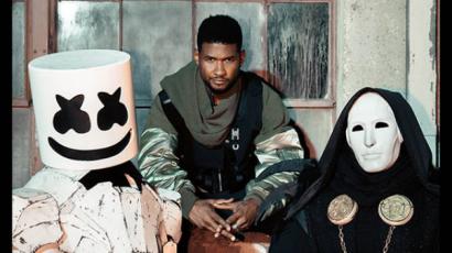 Megérkezett Marshmello, Imanbek és Usher első közös slágere