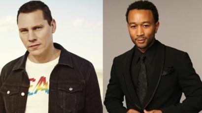 Megérkezett Tiësto és John Legend slágergyanús újdonsága