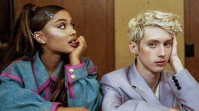 Megérkezett Troye Sivan és Ariana Grande közös kisfilmje