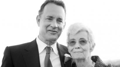 Megható szavakkal búcsúzik elhunyt édesanyjától Tom Hanks