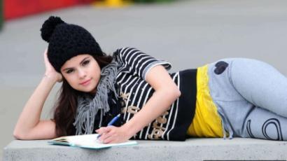 Selena Gomez már forgatja új reklámfilmjét
