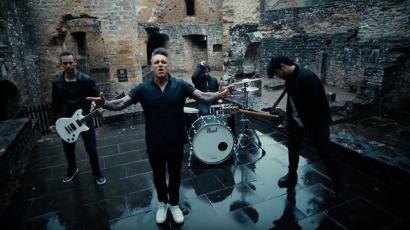 Megjelent a Papa Roach legújabb klipje, a None Of The Above című dalhoz