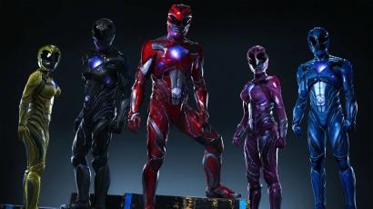 Megjelent a Power Rangers első előzetese