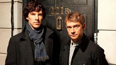 Megjelent a Sherlock harmadik évadának előzetese
