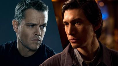 Megjelent Adam Driver és Matt Damon közös filmjének az előzetese