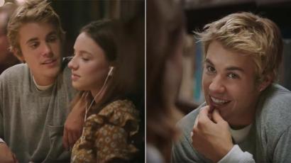 Megjelent az év egyik legromantikusabb reklámja Justin Bieberrel